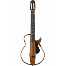 Yamaha SLG200NW Classical Silent Guitar With Gig Bag (Wide Fingerboard)