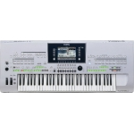 Yamaha Tyros 3 Keyboard With TRS-MS04 Speaker System, Mint, Secondhand