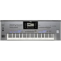 Yamaha Tyros 5 76 Note Keyboard, Secondhand