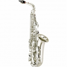 Yamaha YAS-280S Alto Saxophone In Silver Plate With Mouthpiece & Case
