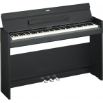 Yamaha YDPS52 Slim-line Digital Piano, Black