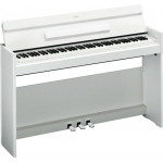 Yamaha YDPS52 Slim-line Digital Piano, White