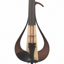 Yamaha YEV105 5-String Electric Violin in Natural