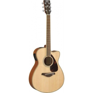 Yamaha FSX720SC II Electro Acoustic Guitar in Natural