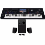 Yamaha Genos Keyboard & GNS-MS01 Speaker System