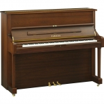 Yamaha U1 Disklavier DU1 ENST Enspire ST Upright Piano in Satin Walnut
