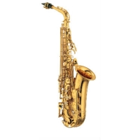 Yamaha YAS275 Eb Alto Saxophone With Mouthpiece & Sax Case