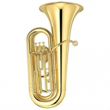 Yamaha YBB105 BBb Tuba With Case & Mouthpiece