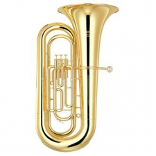 Yamaha YBB201 BBb Tuba With Case & Mouthpiece