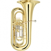 Yamaha YBB632 BBb Tuba With Case & Mouthpiece