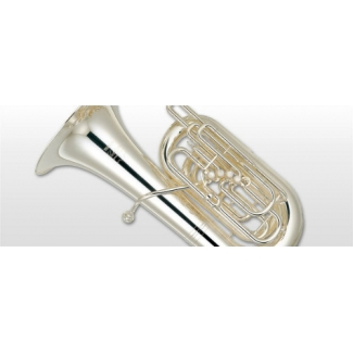 Yamaha YEB201 Eb Tuba Outfit With Case & Mouthpiece
