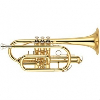 Yamaha YCR2310-llI Long Model Bb Cornet with Case & Mouthpiece
