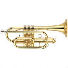 Yamaha Marching Cornet - YCR2310-llI Bb Model with Case & Mouthpiece