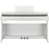 Yamaha YDP163 Arius Digital Piano, White
