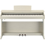 Yamaha YDP163 Arius Digital Piano in White Ash