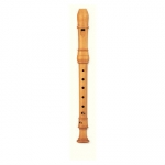 Yamaha YRN801 Sopranino Wooden Recorder in Boxwood