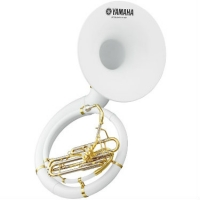 Yamaha 301 Bb Intermediate Sousaphone with Case and Mouthpiece