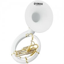 Yamaha Marching Sousaphone - 301 Bb Model with Case and Mouthpiece