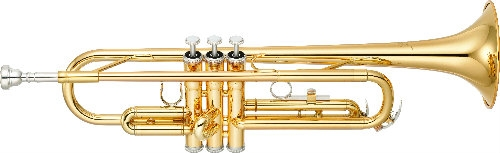 Yamaha YTR2330 Bb Trumpet with Mouthpiece & Case