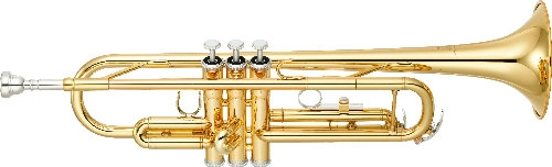 Yamaha YTR3335 Bb Trumpet with Mouthpiece & Case