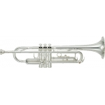 Yamaha YTR3335S Bb Trumpet (Silver Plated) with Case & Mouthpiece
