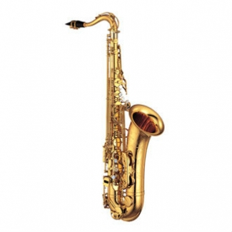 Yamaha YTS875EXGP Gold Plated Tenor Saxophone With Mouthpiece & Case