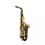 Yamaha YTS82ZB 02 Tenor Saxophone In Black With Mouthpiece & Case
