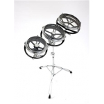 Percussion Plus PP691 Roto Tom Drums 6, 8 & 10 inch