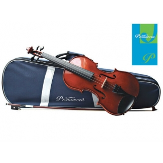 """Primavera 100 Viola Outfit With Case & Bow, 14"""", 13"""" & 12"""" Sizes (AF009)"""