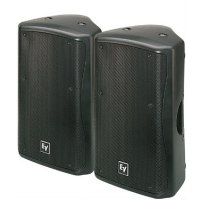 ElectroVoice ZX5-90B Pair Of PA Speakers