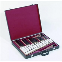 Percussion Plus PP931 25 Note Chime Bar Set In A Tray