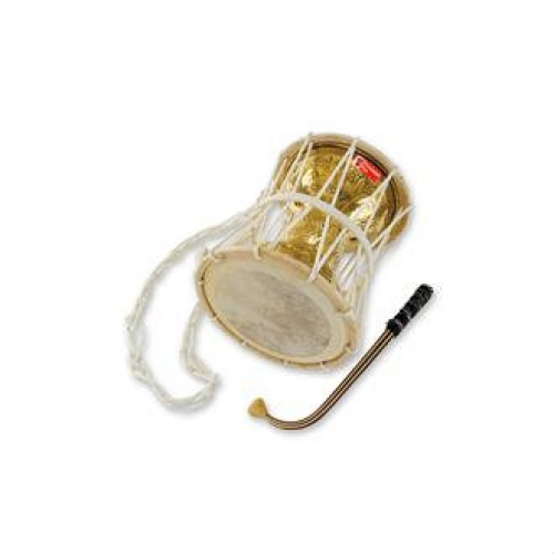 """Percussion Plus PP1140 8"""" Talking Drum For African Music"""