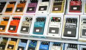 Effects Pedal Display