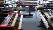 Keyboard, Stage Piano & Organ Room