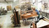 Piano Restoration Workshop