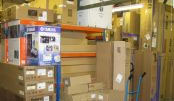 More Stock At The Warehouse