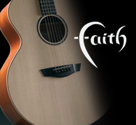 Faith Acoustic Guitars