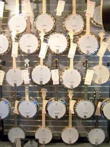 Deering Banjos, including Vega and Goodtime Now In Stock