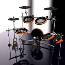 2 Box DrumIt Five Electronic Drumkit in Stock